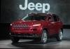 Женевский автосалон  2016 представляет внедорожники Jeep